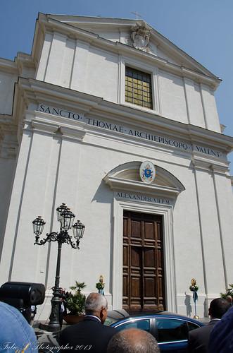 15 Agosto Il Papa a Castel Gandolfo