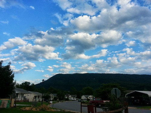 Signal Knob Mountain