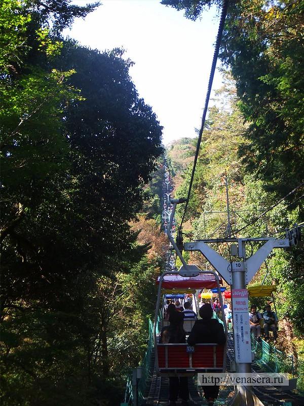 Гора Такао