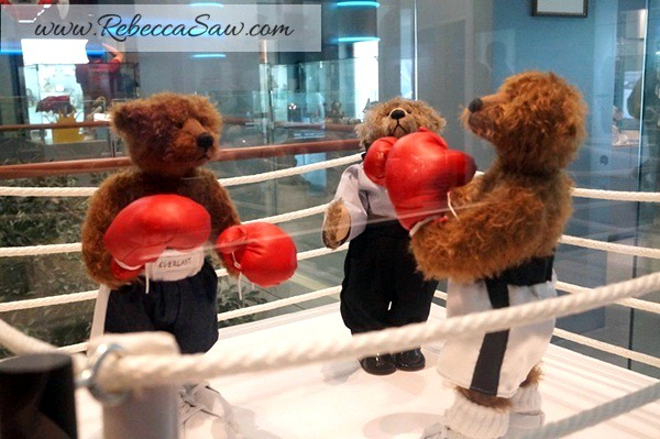 Teddy Bear Museum Jeju Island - Rebeccasawblog-006