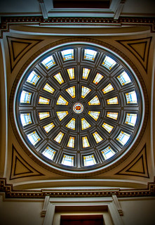 Camperdown House, Dundee - Glass Dome