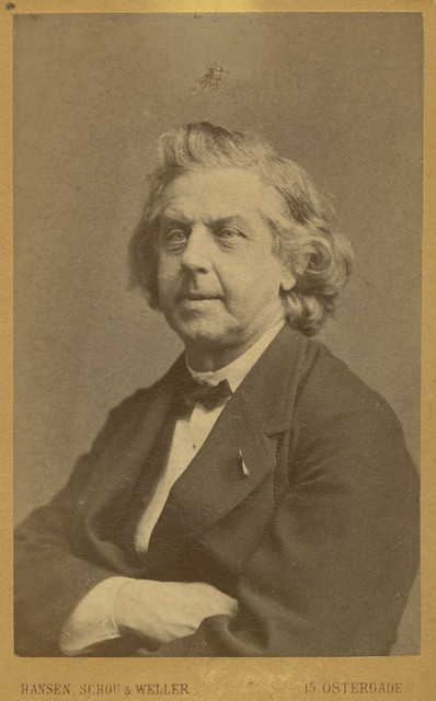 Niels Wilhelm Gade portrait