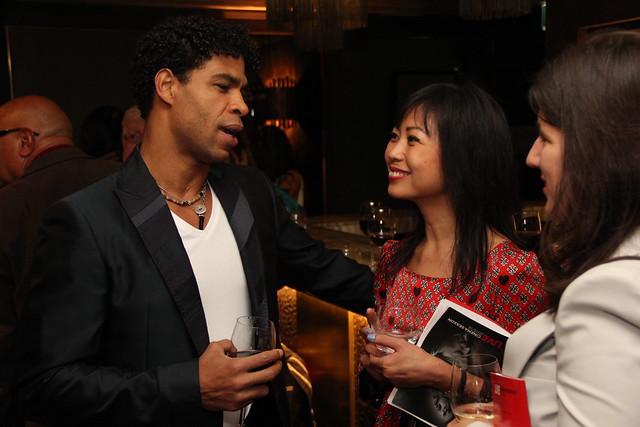 Carlos Acosta at the ROH Cinema Season 2013/14 launch © ROH
