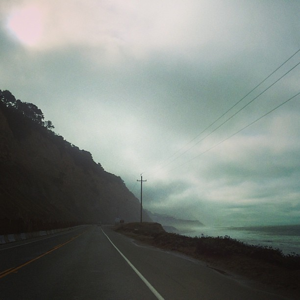 A calm ride