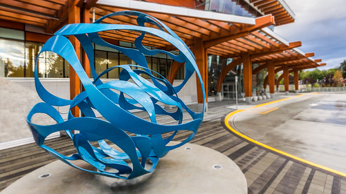 Surrey Memorial Hospital - Ribbon of Life