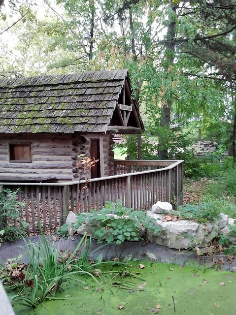 Log Cabin In The Woods Flickr Photo Sharing