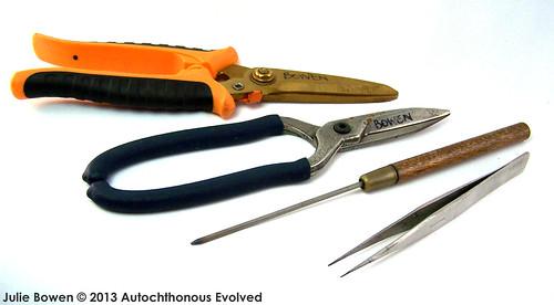 Soldering: Tools