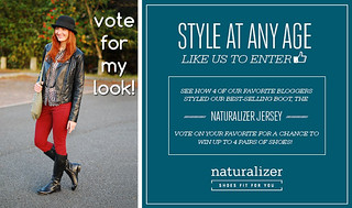 Naturalizer Style Challenge