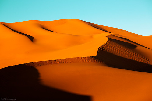 morning light shadow sahara nature sunrise canon sand dunes morocco sanddune canon70200f4isusm marzouga