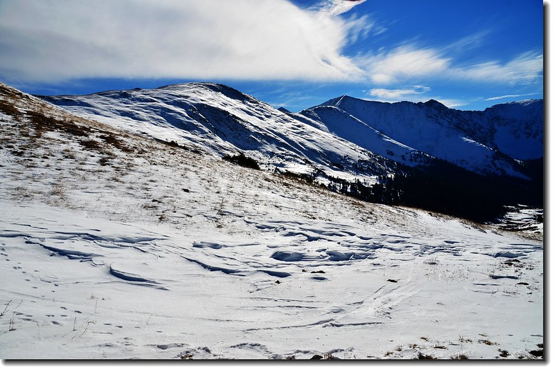 Loveland Pass  山景 2
