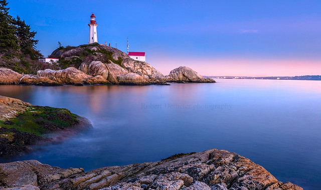 Lighthouse- Vancouver