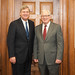 Sec. Vilsack w Andrew Robb, Australian Minister for Trade and Investment