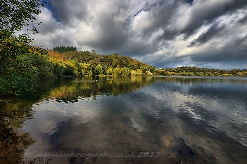 autumn lake nature water reflections peace cheshire pentax scenic calming tranquility wideangle symmetry cloudscape k5 waterscape congleton sigma1020mm astbury astburymere landscapesofengland pentaxk5 jimennisphotography