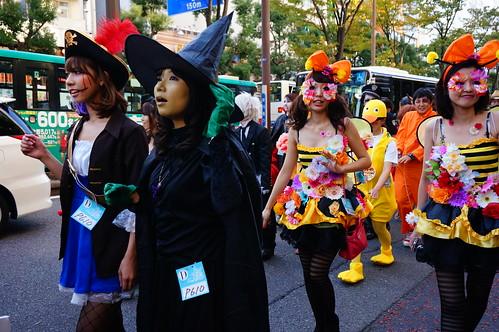 Kawasaki Halloween Parade 2013 120