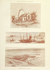 """British Library digitised image from page 29 of """"Picturesque Sussex. Drawings by S. E. Slader, etc"""""""