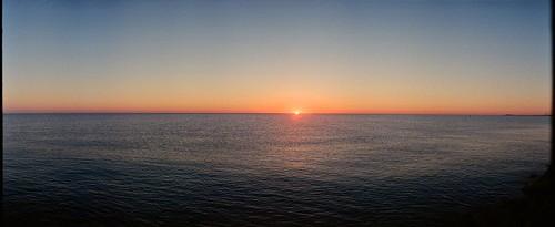 panorama wideangle swinglens horizont