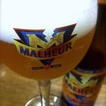 ベルギービール大好き!! マルール10 Malheur 10