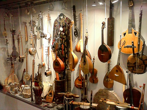 All sorts of instruments by aigarsbruvelis
