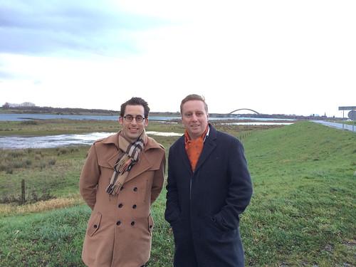 Joop Dorresteijn & Marc van der Chijs in Culemborg