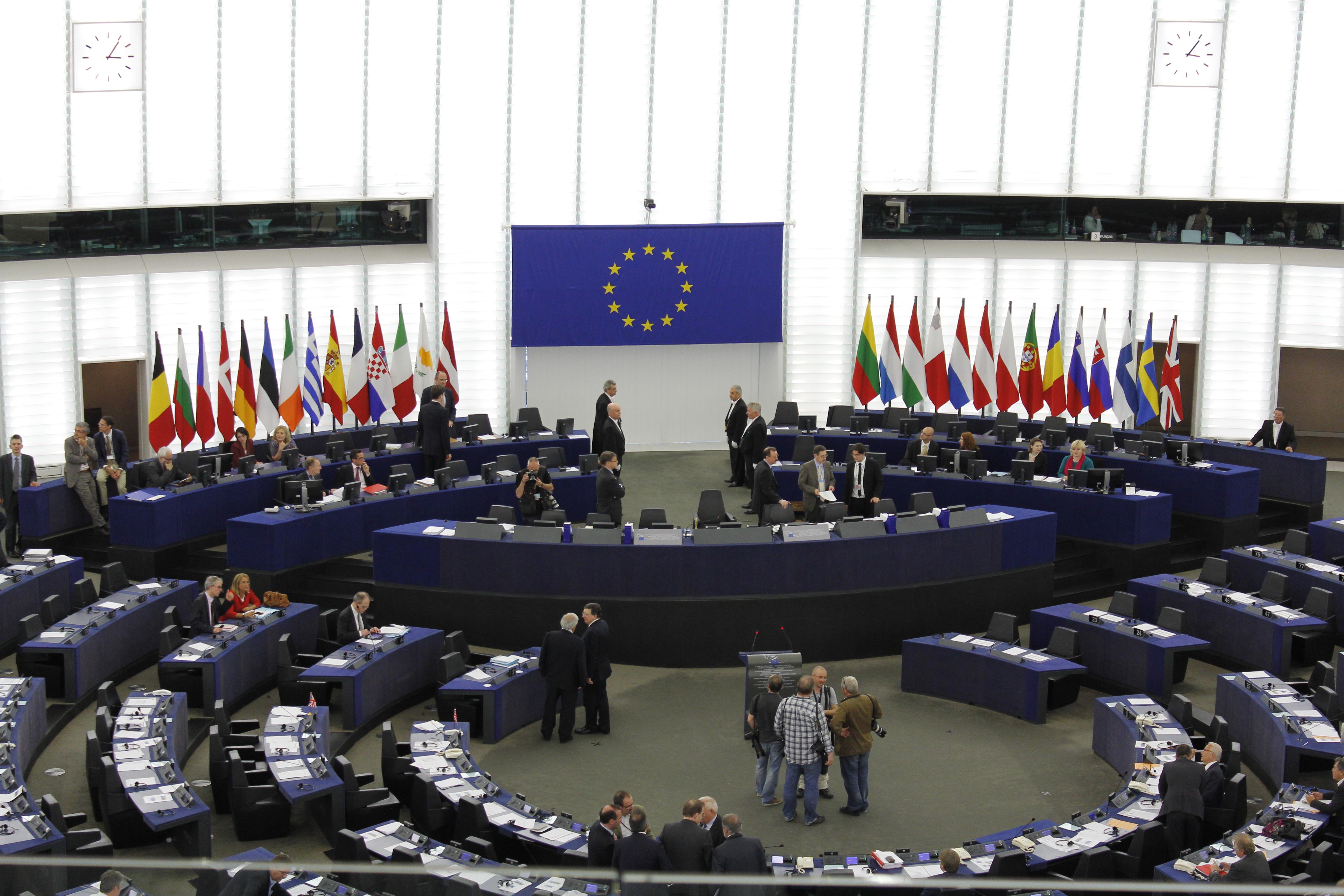 Parlamentul European - Foto: Cristi Dorombach