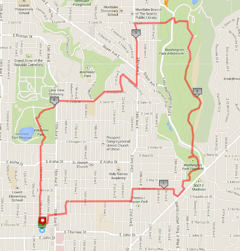 Today's awesome walk, 4.87 miles in 1:29 (369 ft gain) by christopher575
