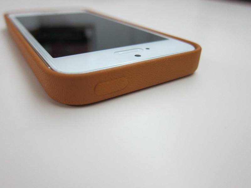 Apple iPhone 5s Case - With iPhone 5s (Top)