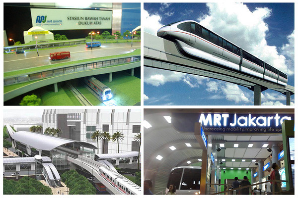 mrt jakarta The us$17 billion rail-based mass rapid transit (mrt) megaproject is expected to solve the traffic gridlock in the capital jakarta is it safe from potential floods and earthquakes.