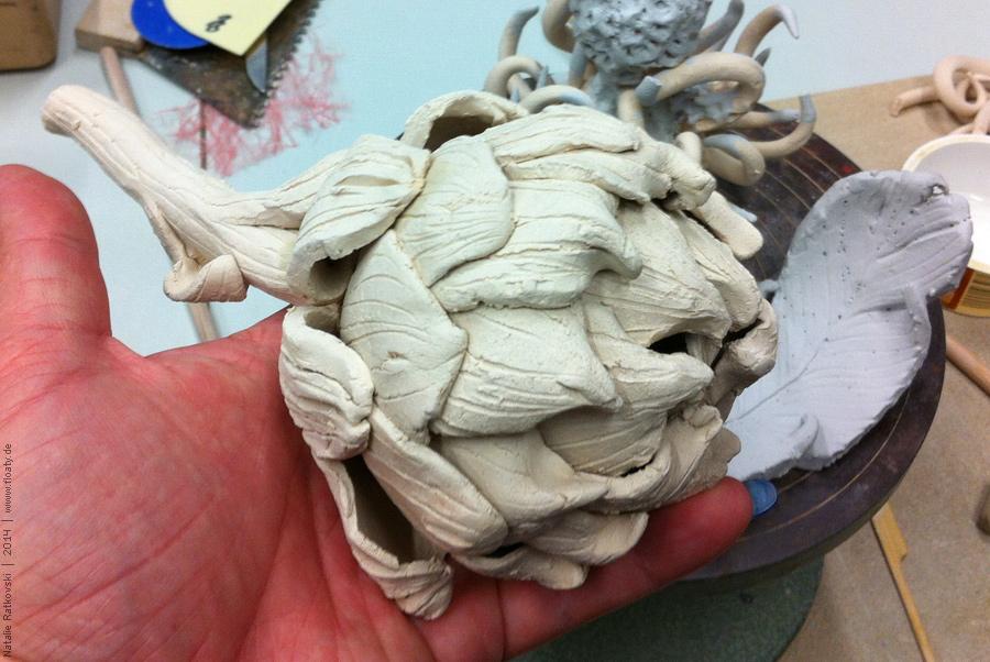 Meine ersten Keramiken