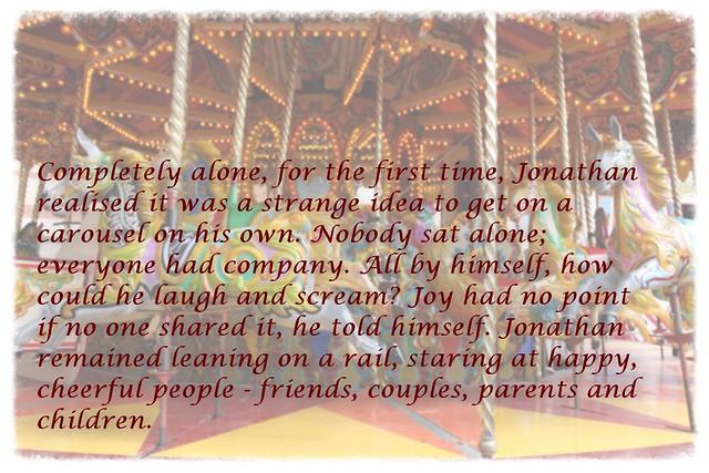 Carousel Horses 2