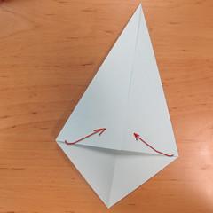 วิธีพับกระดาษเป็นรูปผีน้อย 002
