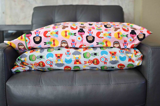 Super Kids Pillowcases