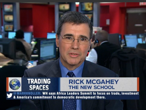 Rick McGahey