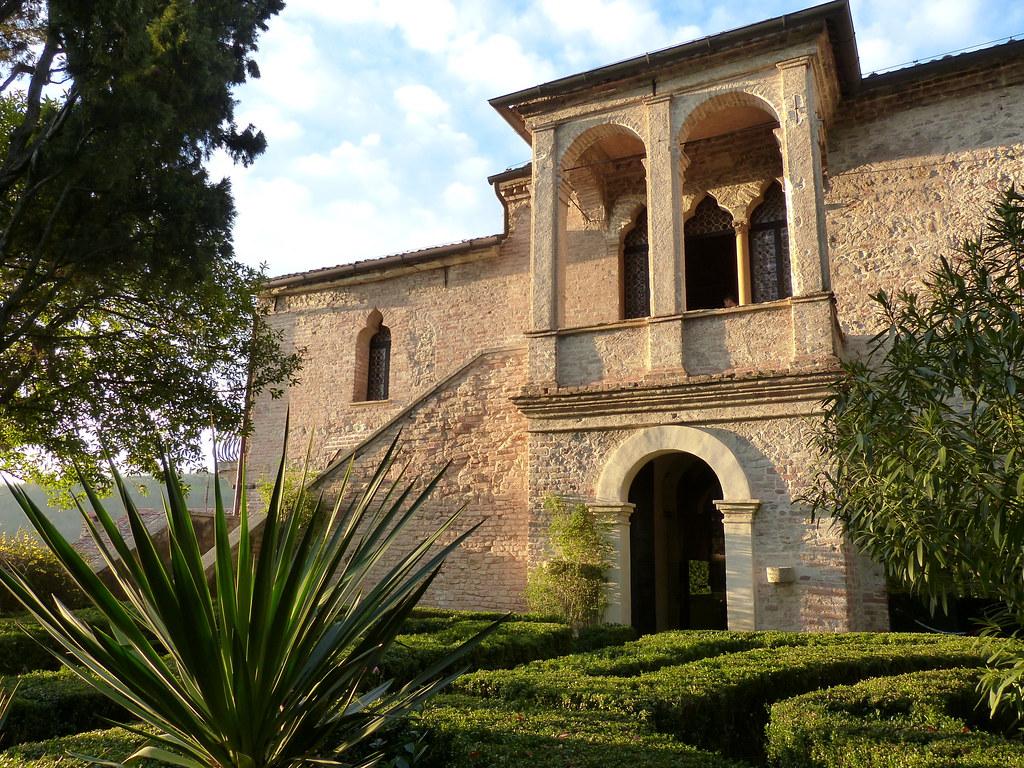Casa del petrarca, Arquà Petrarca