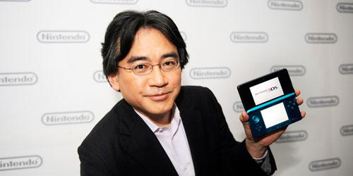 Shigeru Miyamoto issue a statement  on Satoru Iwata's passing