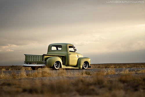 ChevyGoldenLight by Lunchbox PhotoWorks