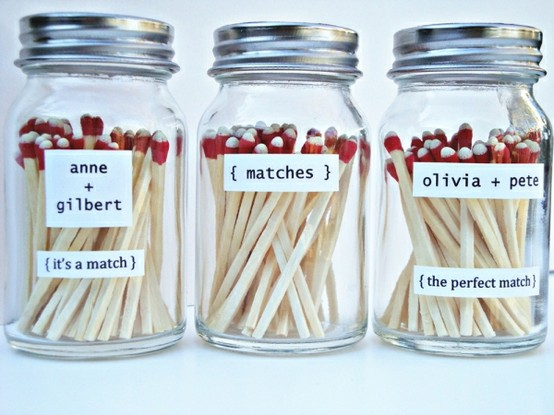 mason-jar-DIY-match-wedding-favors