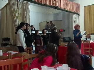 Σύλλογος Γυναικών Ψίνθου - Κοπή Βασιλόπιτας 2014