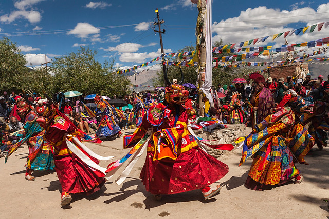 India - Sani Festival, Zanskar valley