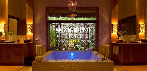 斐济瓦卡亚岛酒店(The Wakaya Club & Spa)SPA水疗中心