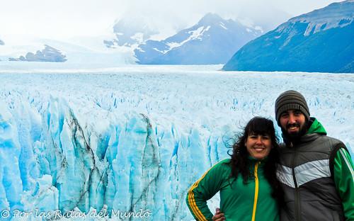 Glaciar Perito Moreno + Lago Roca
