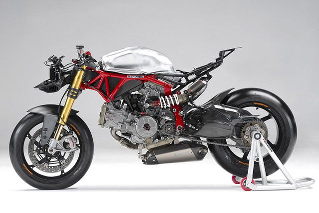 Ducati Panigale Naked by Pierobon