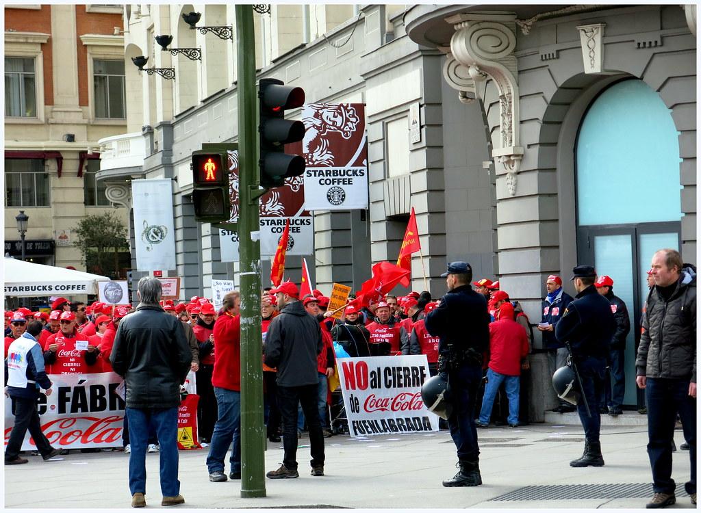25 de febrero de 2014 en las calles de Madrid
