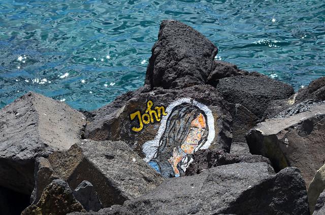 John Lennon, 100 Faces, Auditorio de Tenerife, Santa Cruz, Tenerife