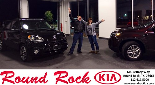 Thank you to Dale Heminger on your new 2013 #Kia #Soul from Ruth Largaespada and everyone at Round Rock Kia! #NewCar by RoundRockKia