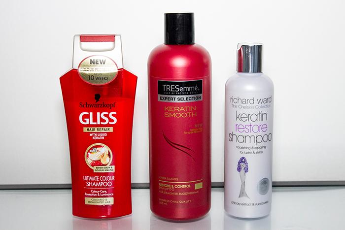 keratin-haircare