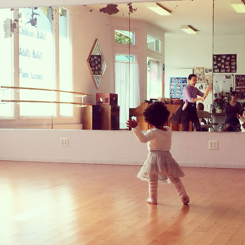 perfect little ballerina