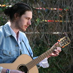 Hozier comes by the Hotel San Jose for a video session with WFUV. Photo by Laura Fedele