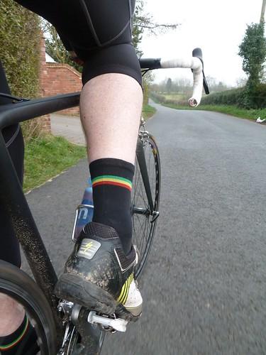 summer sock ride by rOcKeTdOgUk