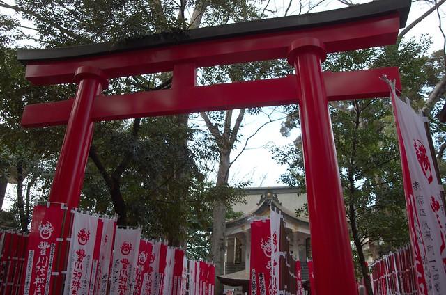 妙厳寺豊川稲荷東京別院