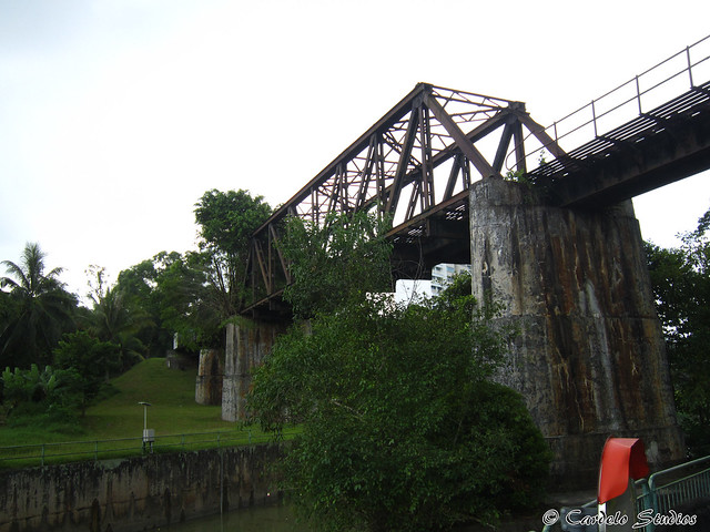 Old Jurong Line - Sunset Way Railway Bridge 02